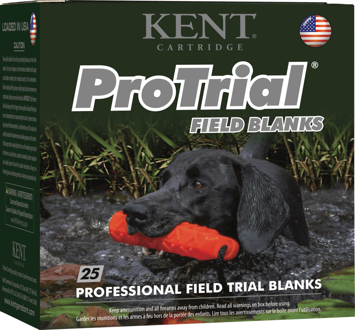 ProTrial® Field Blanks