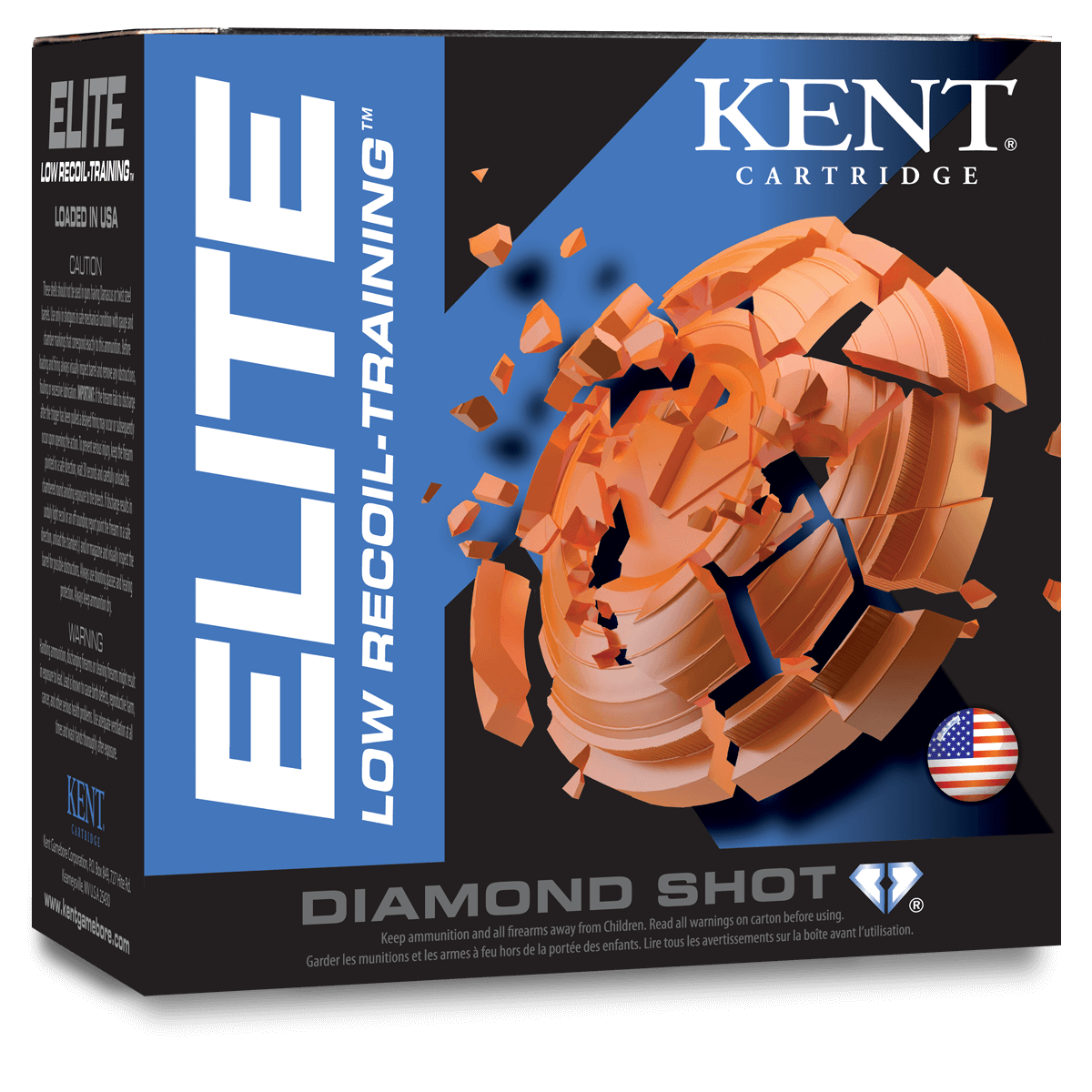 Kent Elite™ Low Recoil/ Training